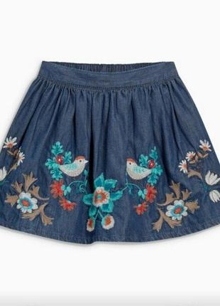 Модная юбка на 2-3 года