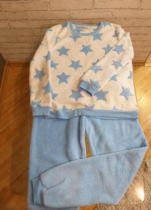 Флисовая пижама love to lounge