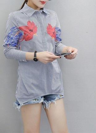 Женская рубашка s.s. you kuo