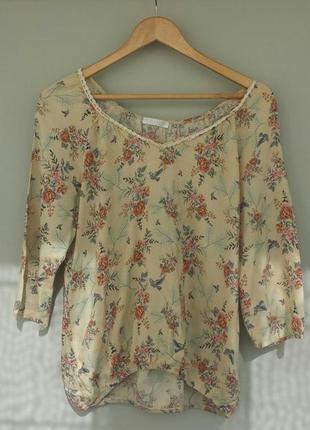 Свободная блуза от promod