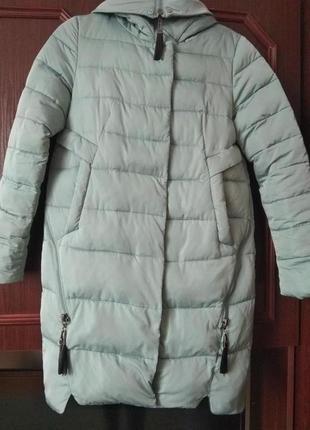 Стильная очень теплая зимняя куртка peercat. уместен торг