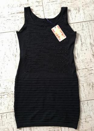 Платье черное новогоднее нарядное вечернее распродажа