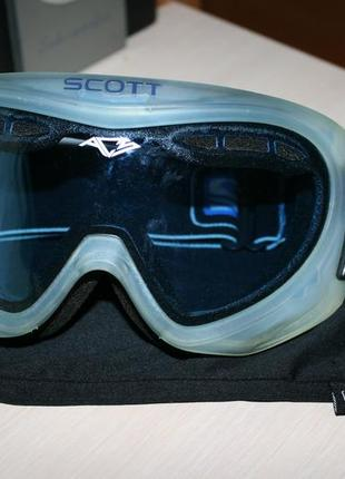 Очки маска горнолыжные scott usa