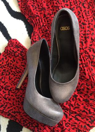 Супер туфли на новогодние праздники