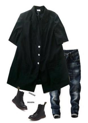 Пиджак большой размер 56-58