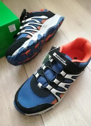 Ботинки кроссовки для мальчика mountainwarehouse, размер 37