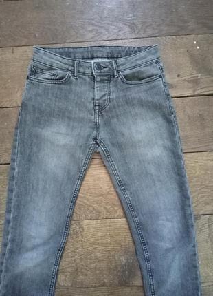 Стильные зауженые джинсы .цена!!🔥