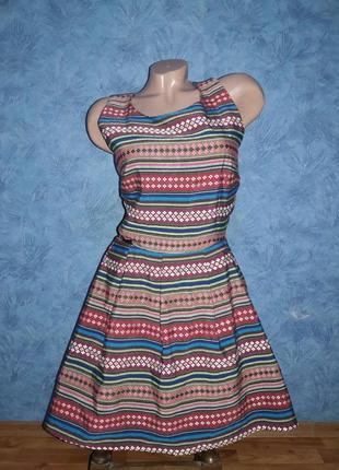 🔥акция дня!sale🔥красивое платье с открытой спинкой+🎁юбка трапеция