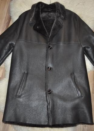 Кожаная курточка, дубленка neroocchi турция m-l
