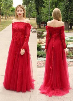 Невероятно красивое платье! ручная работа!