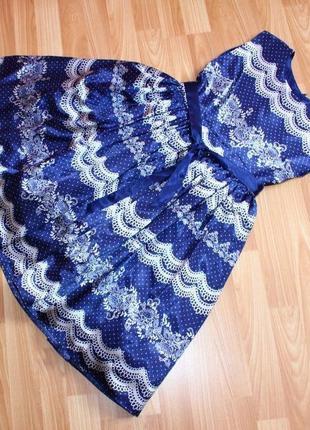 Платье на 10-11 лет moonsoon