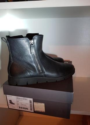 Женские ботинки ecco