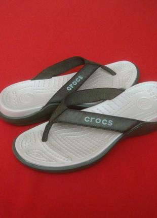 Вьетнамки crocs оригинал 38 размер