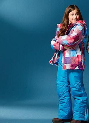 Для активного зимнего отдыха и повседневной носки - лыжные брючки tchibo, германия