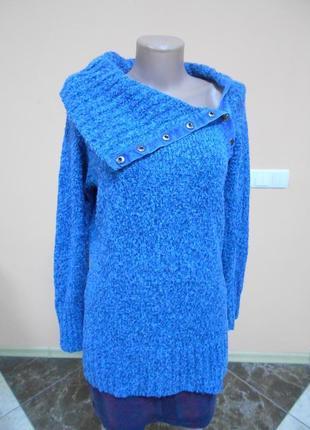 Теплый свитер m&co