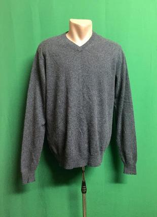 Кашемировый пуловер yorn