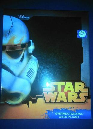 Флисовый комплект star wars от  disney;2