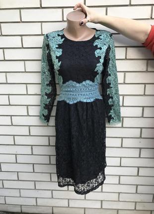 Красивое,кружевное,гипюровое платье,вечернее,выпускное, topshop