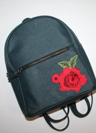 Рюкзак с вышивкой atmosphere. новый