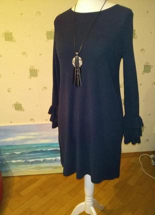 Трикотажное платье only