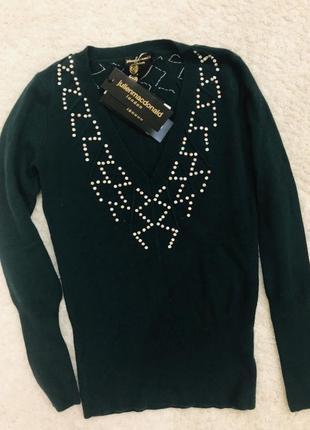 Нежный кашемировый свитер