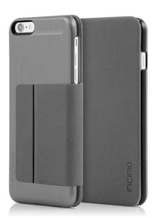 Флип чехол книжка incipio для iphone 6 6s plus ultra thin premium folio