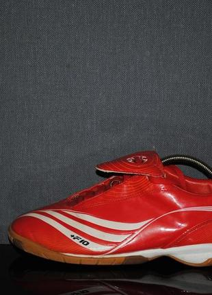 Футзалки adidas +f10 39 р