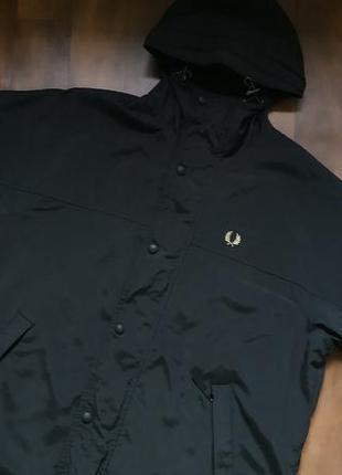 Флисовая куртка fred perry sportswear