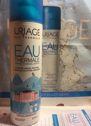 Термальная вода для комбинированной и жирной кожи uriage eau thermale duriage 300 мл