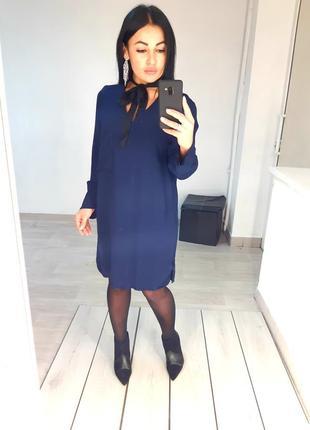 Платье-блуза zara