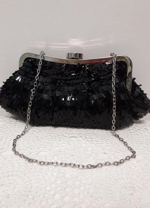 Красивая сумочка-клатч...