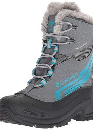 Columbia bugaboot omni-heat - зимние ботинки - 33, 37р- 38