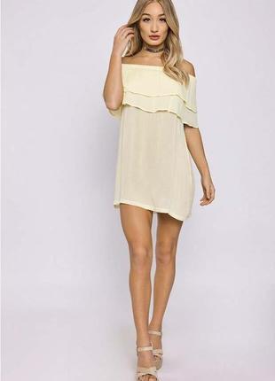 Супер модное стильное платье мини из натуральной ткани