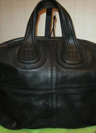 Givenchy.франция. нат. кожа.оригинал.номерная. огромная сумка шоппер!дешево!