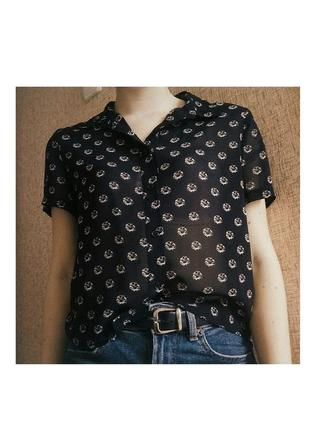 Легкая летняя блуза от new look
