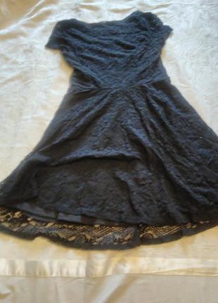 Кружевное платье new look