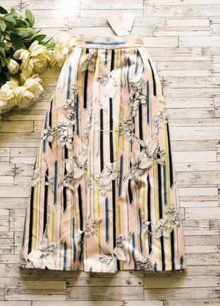 Шикарная плотная юбка держит форму next