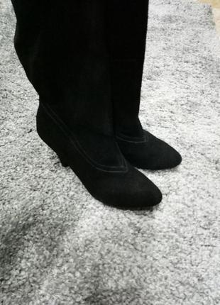 Очень красивые и модные сапоги new look!5