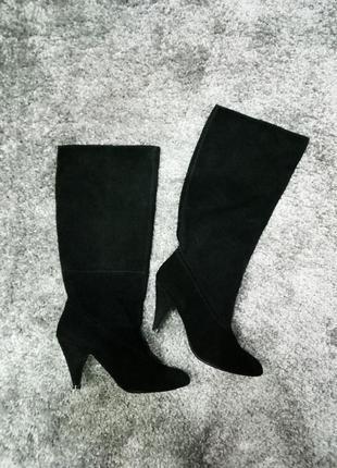 Очень красивые и модные сапоги new look!