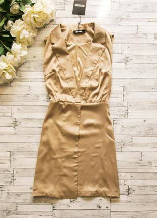 Стильное платье на запах missguided