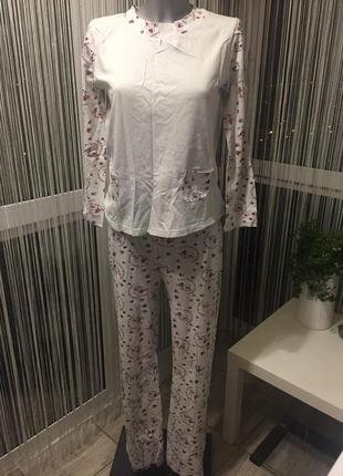 Пижама трикотаж kleo
