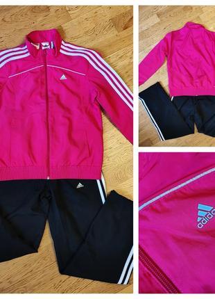 Спортивный костюм adidas размер 11-12 лет