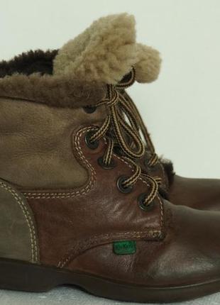 Зимние  ботиночки kickers