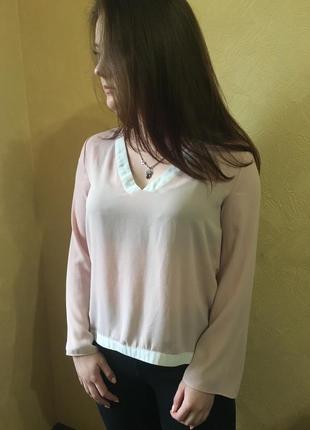 Красивая блуза, atmosphere, размер 8 (s)