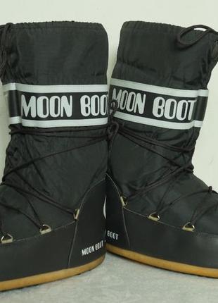Оригинальные moon boot от итальянского бренда tecnica
