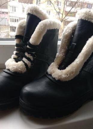 Женские зимние ботинки fashion ,на меху 36-41р!