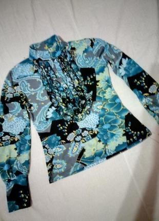 Праздничная нарядная блузка
