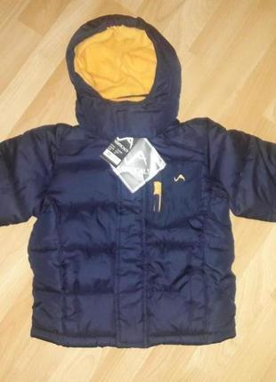 Новая зимная куртка для мальчика vertical'9 на 3-4годика америка