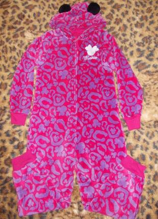 Пижама кингуруми слип комбинезон на 11-12 лет рост 146-152см