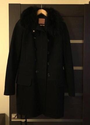 Шерстяное пальто phard